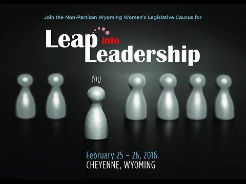 Forum: Women In Wyoming's Legislature