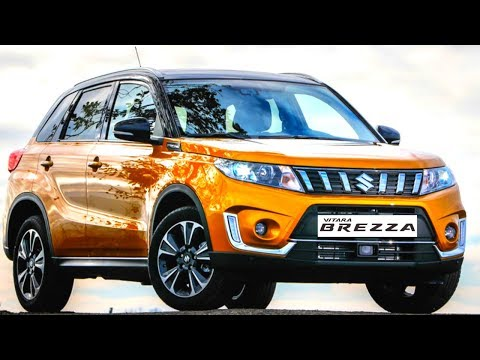 NEW BREZZA 2020 COMPCAT SUV INDIA - LAUNCH DATE, PRICE, MILEAGE, FEATURES & SPECIFICATIONS