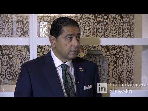Hisham Ezz Al-Arab, Chairman, Federation of Egyptian Banks - View from IMF 2017