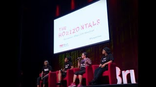 Not all disabilities are visible.  | The Horizontals | TEDxBrum