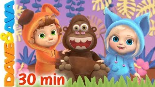 Download 🌴 Down in the Jungle and More Baby Songs by Dave and Ava 🌴 Mp3 and Videos