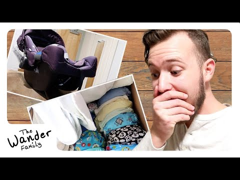 BIG BABY HAUL!!! 😝 Cloth Diapers + Nuna Pipa Carseat Review