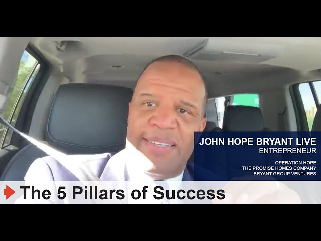 5 Pillars of Success