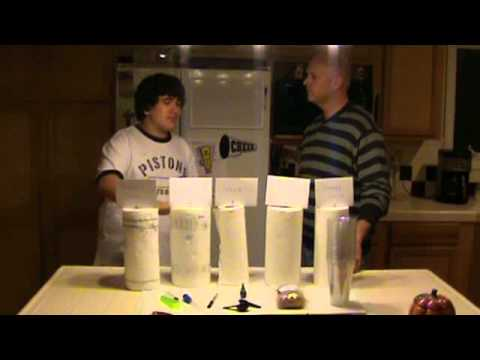 Paper Towel Project - Eric Kidd - YouTube