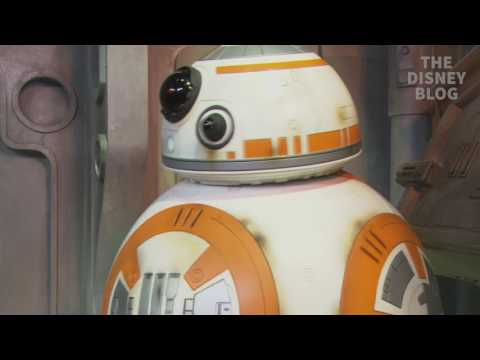 Star Wars droid BB-8 now meeting guests at Disney's Hollywood Studios