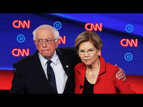 How Warren And Sanders May End Up Needing Each Other