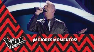 """¡Marley cantó """"La incondicional"""" de Luis Miguel! - La Voz ..."""