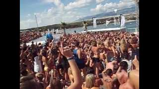 Benediction live (Hot Natured), Hideout 2013
