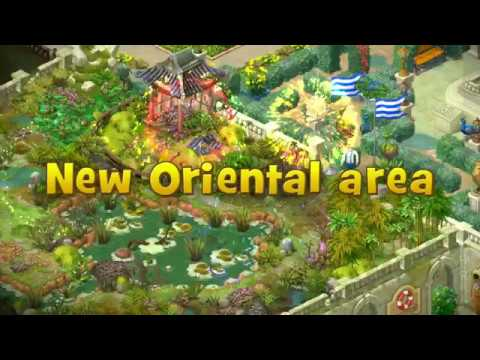 Elegant New Area Is Coming! Gardenscapes Official