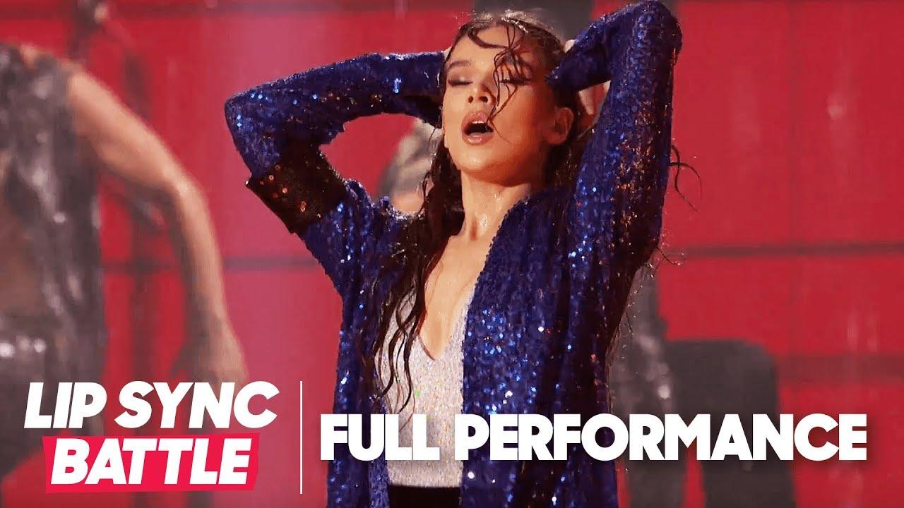 "Hailee Steinfeld's ""The Way You Make Me Feel"" | Lip Sync Battle Live: A Michael Jackson Celebra"