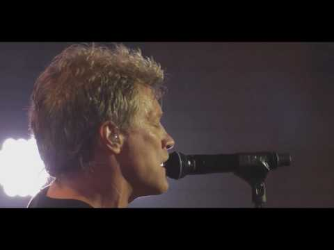 Jon Bon Jovi - American Pie (Red Bank 2014)