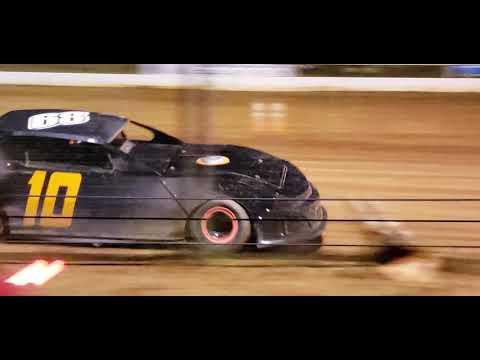 #10 Joseph takes the checkered flag at Southern Raceway 8-3-19