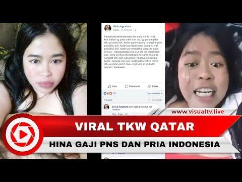 TKW Mengaku Ratu YouTube Hina Gaji PNS dan Pria Indonesia, Ini Sosok Sebenarnya
