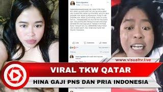 Video TKW Mengaku Ratu YouTube Hina Gaji PNS dan Pria Indonesia, Ini Sosok Sebenarnya download MP3, 3GP, MP4, WEBM, AVI, FLV April 2018