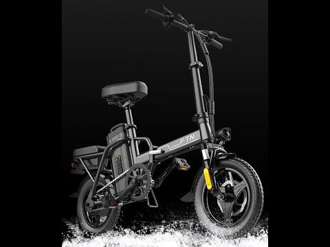 Quảng cáo xe đạp điện gấp FNT T5S 15AH