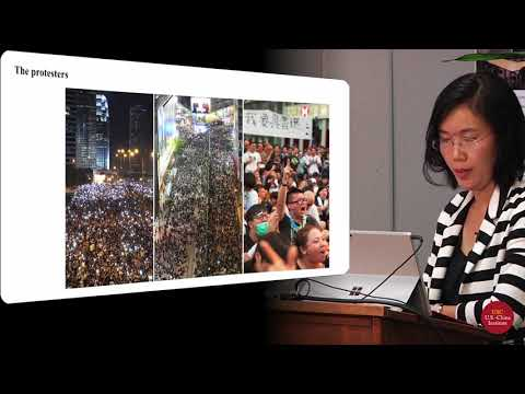 "Roselyn Du on Media Portrayal of ""Occupy Central"""