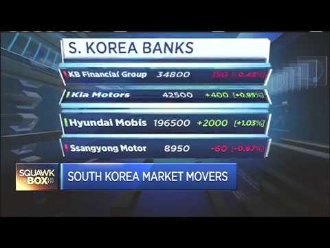 150722 CNBC ASIA AUTOMAKERS 자동차주 JUNE YOON CNBC
