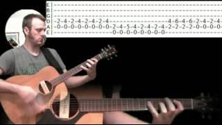 Van Halen - Ice Cream Man Intro Easy Guitar Songs