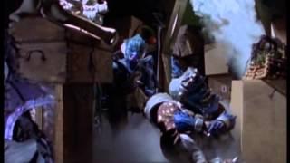 Могучие рейнджеры Зео - 2 Серия / 1 Сезон / 1996 / Сериал о супергероях