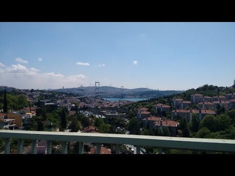Leavin' Europe - Crossing the Bosphorus from Europe to Asia by Bicycle
