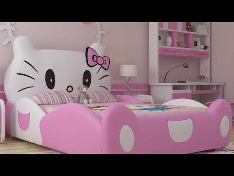 غرف نوم اطفال مودرن 2019 احدث غرف نوم للاطفال Youtube