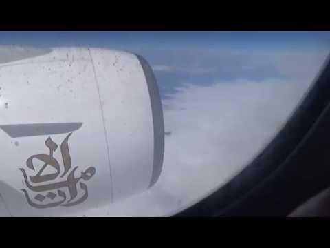 Dubai-Warsaw On an Emirates 777-300er