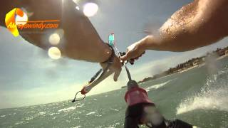 Kitesurfing in Vietnam with Alwayswindy.com : Mui Ne Beach