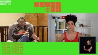 Menos30 Fest: Nath Finanças e Manoel Soares trocam sobre educação financeira