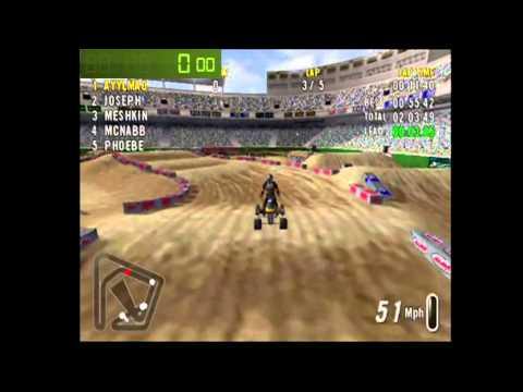 Speedrun: ATV Offroad Fury 2-Battle Creek (5 Lap Race) [WR] [4m 34s]