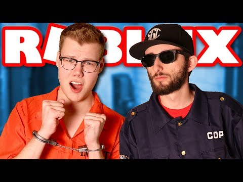 ROBLOX JAILBREAK IN REAL LIFE!! *STOLEN ROBUX GONE WRONG*