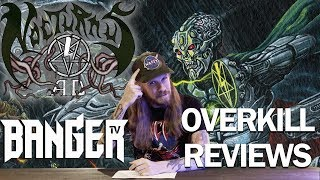 NOCTURNUS AD - Paradox Album Review | Overkill Reviews