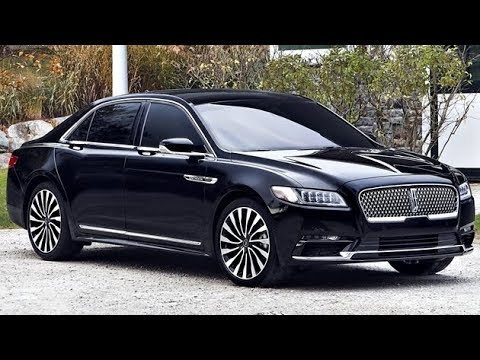 Lincoln Continental 2020 Cheapest Luxury Sedan Car Walkaround Review Youtube
