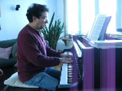 Summer of '42 - Michel Legrand - Izak Matatya, piano