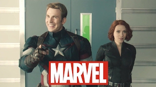 FUNNIEST MARVEL! - Behind the Scenes - MCU (Music Remix) HD