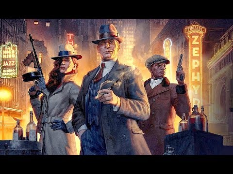 Empire Of Sin - Exclusive Gameplay First Look (New Mafia Criminal Game 2020)