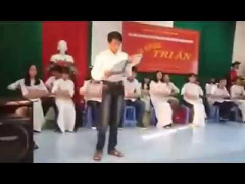 Kịch Văn Nghệ 9b THCS Chu Văn An Thanh Sơn Phú Thọ 2016