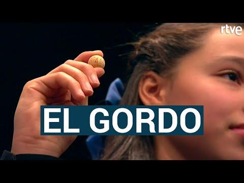 GORDO DE LA LOTERÍA DE NAVIDAD 2019