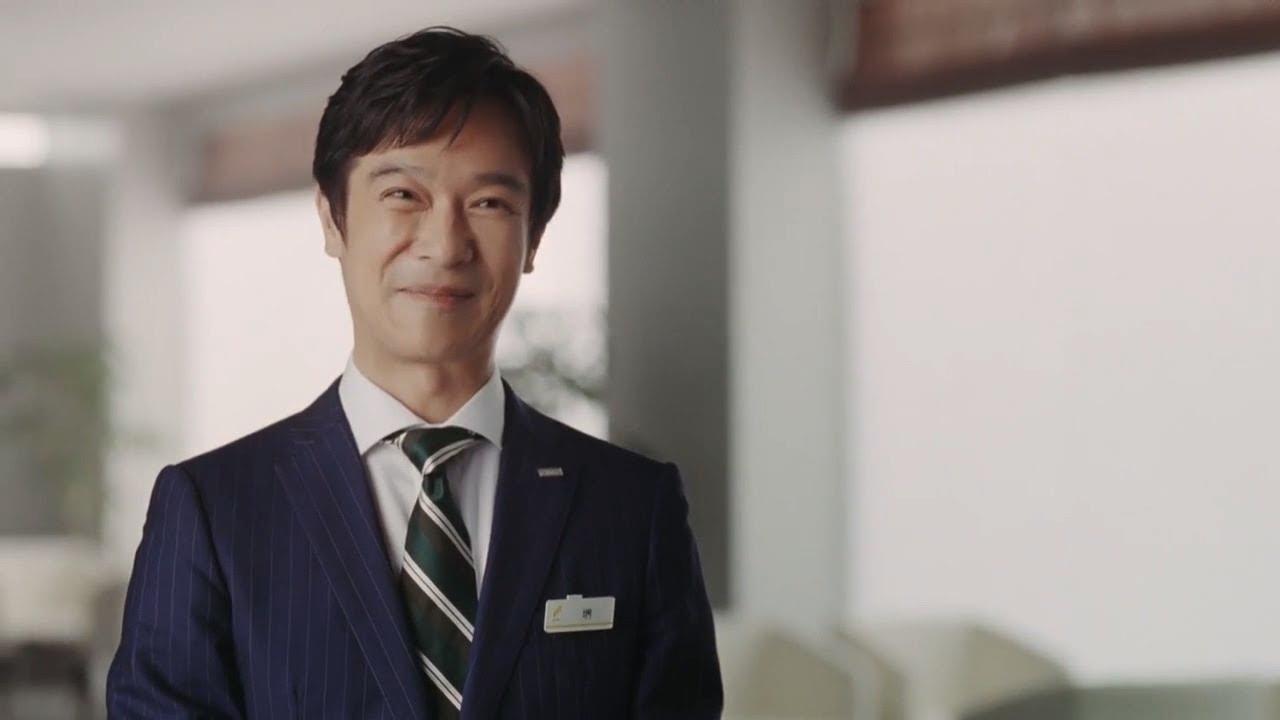 日本CM】堺雅人當誠懇出色銀行員...