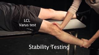 Knee Physical Examination for Primary Care Providers thumbnail