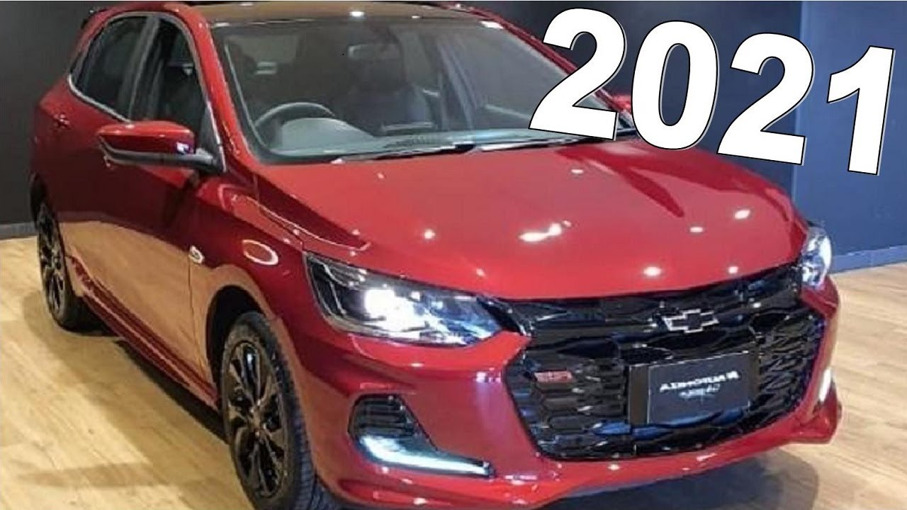 Chevrolet Prisma Onix 2021 Exterior Interior Ficha Tecnica Review