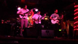 "A Thousand Dead - ""CyberVision"" (Live at Bottom of the Hill) 04/22/14"
