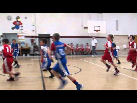 Oak Hill vs. Hebron 4th & 5th Grade Basketball Game - January, 2014