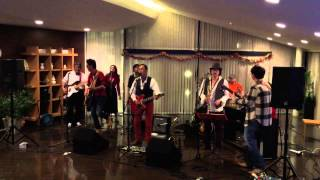 The River Side Village People December 20, 2014 at The River Place ...