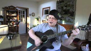 626 - Talkin John Birch Paranoid Blues - Bob Dylan - acoustic cover