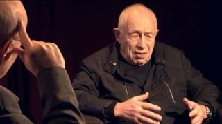 Dr. Ressmann im Gespräch mit Dr. Heiner Geißler