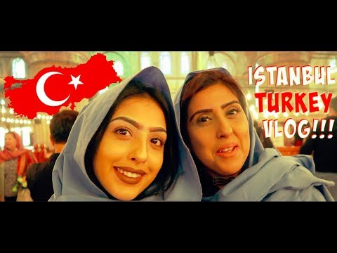 MY TRIP TO ISTANBUL, TURKEY!!!! || MAY B