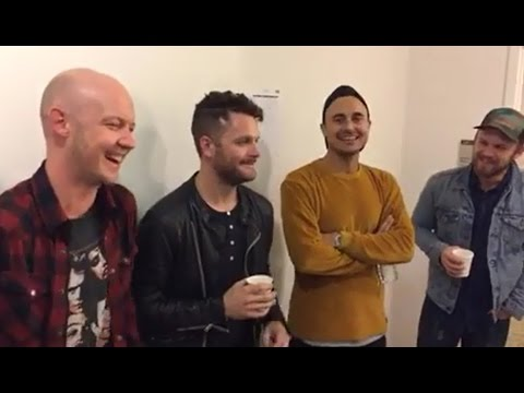 The Fray Live Interview   GMA Backstage