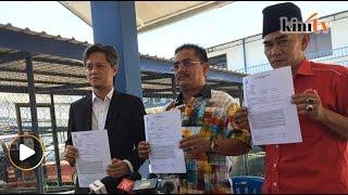Ali Tinju dakwa David Teo 'diupah' ganggu dialog Najib