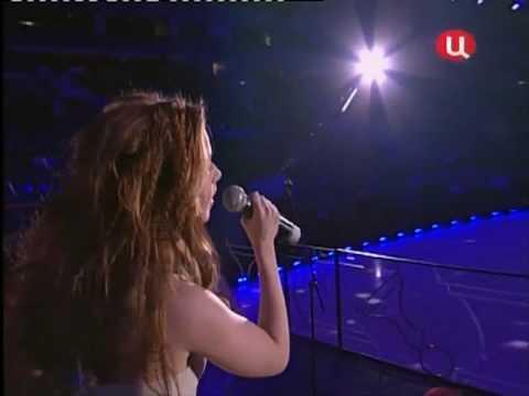 Yuliya Savicheva - Esli v serdtse zhivyot lyubov' - Ice Show