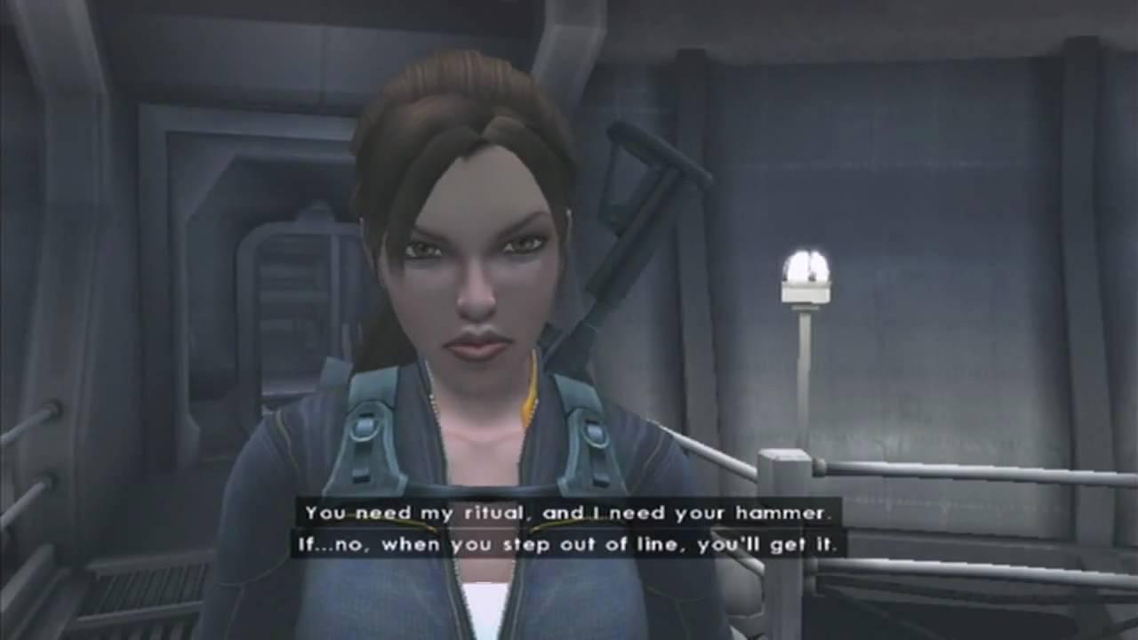 Tomb Raider Underworld Wii Hd Part 20 Andaman Sea Rituals Old
